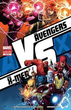 #MARVEL [] #AVENGERS vs Xmen []