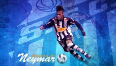 Neymar Santos FC Wallpaper