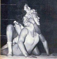 Womens Pro Wrestling: Vintage Women's Wrestling