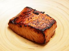 Five Minute Miso-Glazed Toaster Oven Salmon | Serious Eats : Recipes