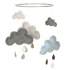Konges Sløjd Cloud Mobiles Blueberry (PRE ORDER OCTOBER)