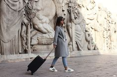 Valise Baggages Delsey by Starck
