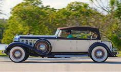 1933 Chrysler Imperial CL Phaeton