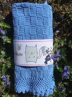Magebånd til strikkede kluter og småprosjekt