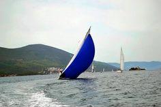 Tivatska Regata  #sailing #sails #nautical #travelgram #wildbeauty #yacht #hercegnovi #bokabay #bayofkotor #boats #crnagora #montenegro #travelingram #adriatico #vela #igtravel #mediterranean #adriatic #черногория #sailboat #nautical #kotor #ships #travel #mediterraneo #sealife #sail #seaview #sailingstagram #seaview by welove.boka