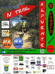 Liga CxM La Serrania - La Liga no para. 31 de Agosto 2014, IV Trail de Alpuente: La sexta prueba de la Liga CxM La Serranía