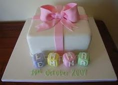 Baby Blocks Cake   Another Idea. Another Publix Cake