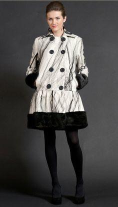 Paltoane dama cu design deosebit, diverse imprimeuri si materiale. #paltoanedama