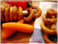 ΚΟΥΛΟΥΡΑΚΙΑ ΚΑΡΟΤΟΥ ΜΕ ΠΙΠΕΡΙΑ ΦΛΩΡΙΝΗΣ!!! - Νόστιμες συνταγές της Γωγώς!