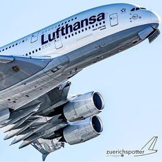 Lufthansa Technik — aviationeveryday:   Lufthansa A380  by...