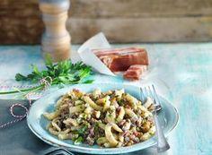 Photographie de recette Poulet Au Riesling, Connect Plus, Pasta Salad, Ethnic Recipes, Robot, Salmon Terrine, Cooking Recipes, Thermomix, Crab Pasta Salad