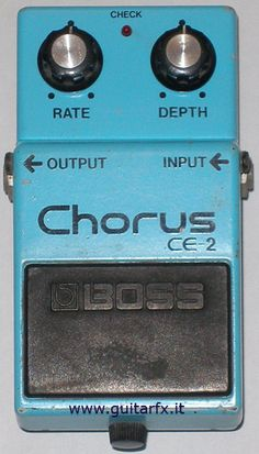 """boss chorus 2 