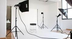 como abrir um estúdio fotográfico