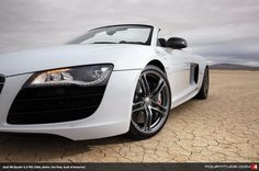 Catwoman Drives an R8 Spyder?!?! No, But Anne Hathaway Does. - Fourtitude.com