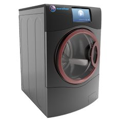 Washers and dryers look pretty much the same, so why do you need separate units for each task? With the Marathon laundry machine, you don't anymore. New Gadgets, Cool Gadgets, Marathon, Washer Machine, Take My Money, Wash N Dry, Cool Tools, Washer And Dryer, How To Look Pretty