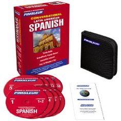 Latin American Spanish, Conversational: Learn to Speak and Understand Latin American Spanish with Pimsleur Language Progra...