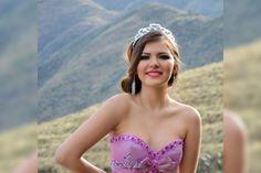Es catamarqueña y participa del Miss Pacific World 2016