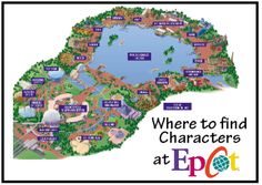 List of Where to Find Characters at Epcot's World Showcase - Disney Insider Tips. Can't wait for Saturday, Jonathan!! Ahh even in the freezing cold