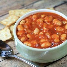 Basic Italian Bean Soup - Allrecipes.com