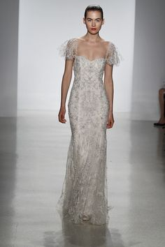 Great Gatsby-Inspired Wedding Dresses Kenneth Pool