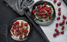 Rote-Bete-Gnocchi: Jetzt kommt Farbe auf den Teller