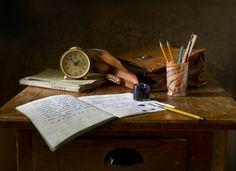 Écrire et lire avec régularité