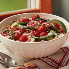 Summer Vegetable Salad Recipe on Yummly