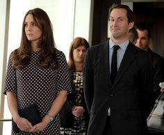 Kate Middleton - Duchess Kate Visita To Portsmouth