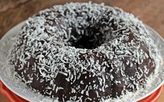 This fabulous Chocolate Coconut Bundt Cake is made with chocolate and coconut. Dessert should always include chocolate and coconut Tea Cakes, Cupcake Cakes, Bundt Cakes, Cupcakes, Coconut Candy Bars, Chocolates, Cheesecake Recipes, Dessert Recipes, Cookie Dough Pie