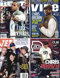 Chris Brown France
