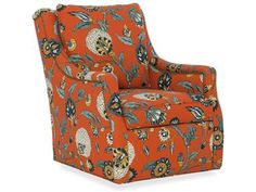 Shop for Sam Moore Kale Swivel Chair, 1838, and other Living Room Arm Chairs at The Chair Shop, Inc. in Alexandria, VA. The Kale Swivel Chair comes standard with a deluxe seat cushion, welt trim and -7B nail trim.