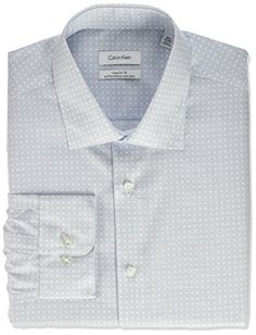 EDWARDS 1077 MENS LONG SLEEVE OXFORD DRESS SHIRT MEDIUM 15 X 35 BLUE NIP