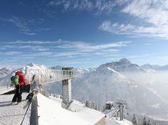 Walmendingenhorn skigebied Mittelberg