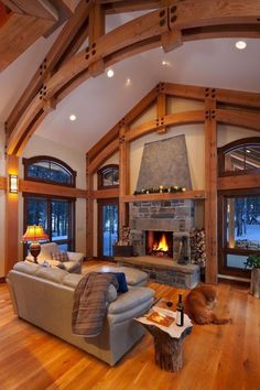Country Great Room - Find more amazing designs on Zillow Digs!