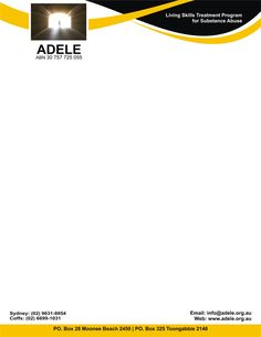 hire professional letterhead design company in Dubai @ http://www.kooldesignfactory.com/
