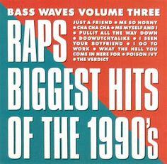 Hip-Hop HQ: V.A. - Bass Waves, Vol. 3 [1991]