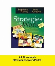 Strategies That Work 2nd (second) edition Text Only Stephanie Harvey ,   ,  , ASIN: B004WE2JIG , tutorials , pdf , ebook , torrent , downloads , rapidshare , filesonic , hotfile , megaupload , fileserve