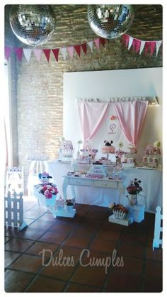 #minniemousse #candytable