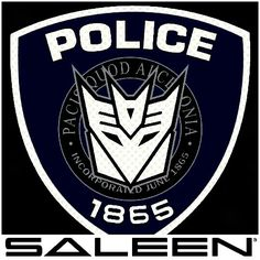 Saleen mustang logo
