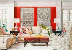 Watercolor Interior #5