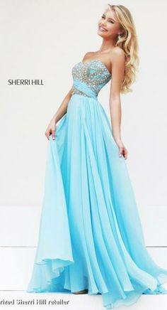 Sherri Hill Dress 3914 | Terry Costa Dallas @Terry Song Costa #sherrihill