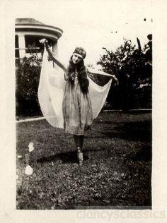 Beauty Dancer in Garden Ballet on Point Long Hair Princess Fairy   eBay