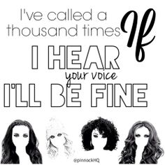 These Four Walls- Little Mix