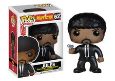 """Say what again!"" Pop! Movies: Pulp Fiction - Jules 