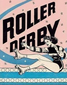 roller derby vintage - Google Search