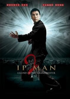 Great Kung fu movie - IP Man 2