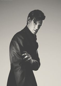 To all of the Tennant fan girls...no. Y'all missin' out, big time. Just sayin'.