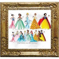Disney Princess Design Collection