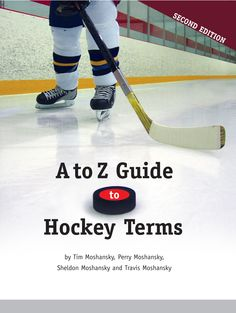 Book Review  A to Z Guide to Hockey Terms 8a389270b