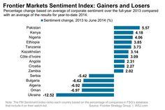Frontier Market Sentiment Index
